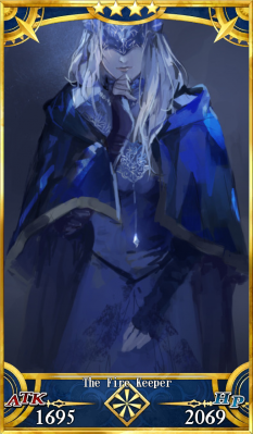 Grand Order X Dark Souls